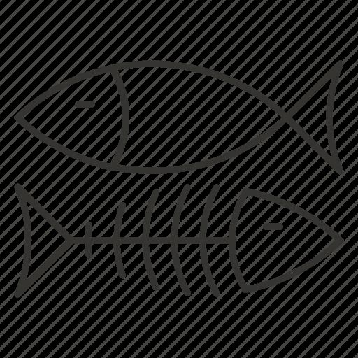 animal, dish, fishing, food, sea icon