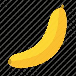 banana, bananas, food, fruit, healthy, sweet, tropical icon