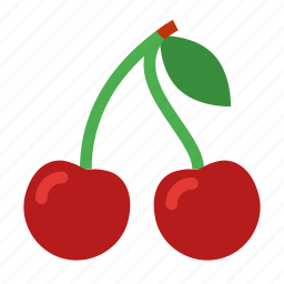 berry, cherry, healthy, sweet icon