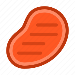 barbecue, bbq, grill, meat, steak icon