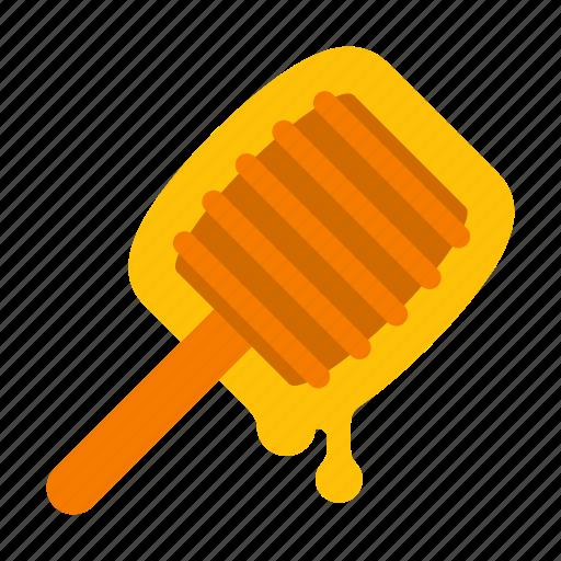 bee, honey, jar, sweet icon