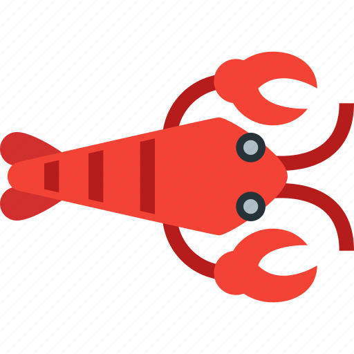 cooking, crab, lobster, ocean, restaurant, seafood, shrimp icon