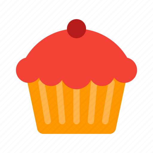 bakery, cake, cupcake, dessert, muffin, sweet, sweets icon