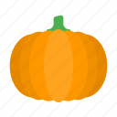 pumpkin, halloween, vegetable, cooking, food, healthy, vegan icon