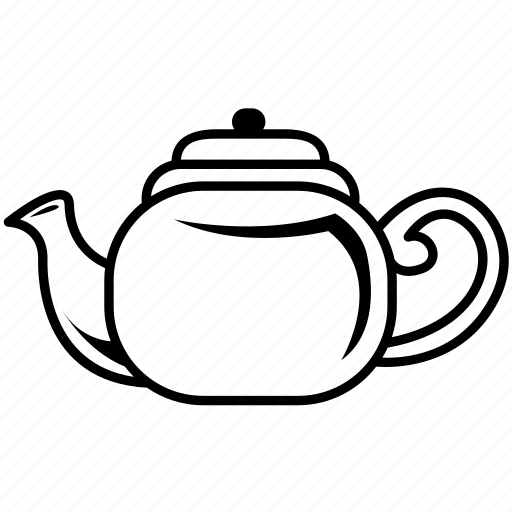 coffee, cup, hot, pot, tea, teapot icon
