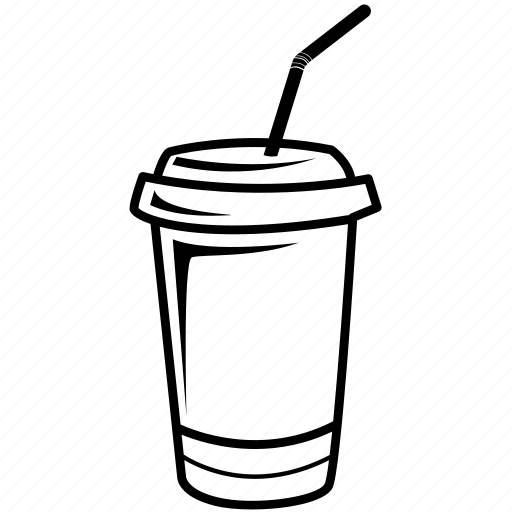 coffee, cola, cup, drink, food, glass, tea icon