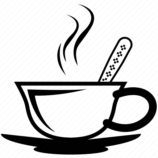 coffee, cup, drink, food, glass, tea, teapot icon