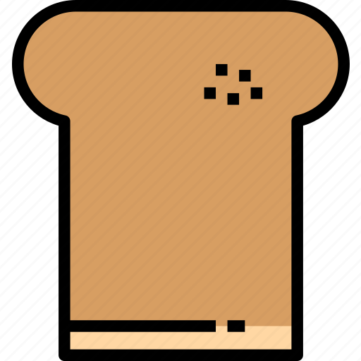 bakery, bread, food icon