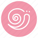 allergens, food, molluscs, mussels, oyster, snail icon