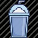 beverage, container, drink, food, milkshake, restaurant