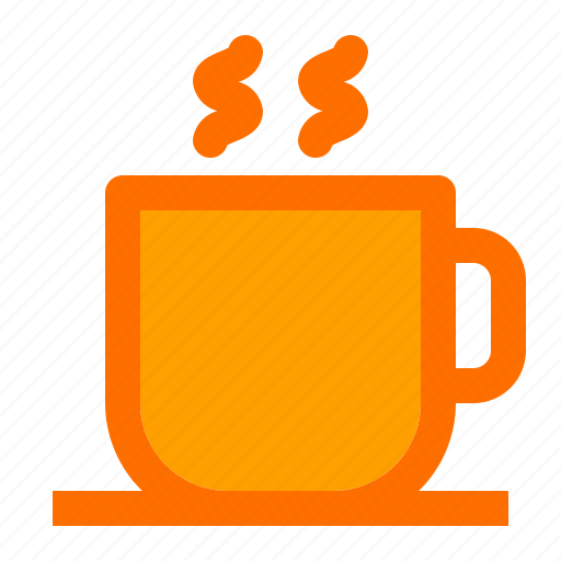 beverage, coffee, drink, food icon