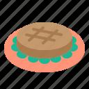 cake, cream, dessert, steak, sweet