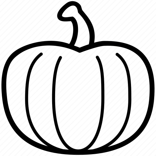 food, gourd, pie, pumpkin, vegetable icon