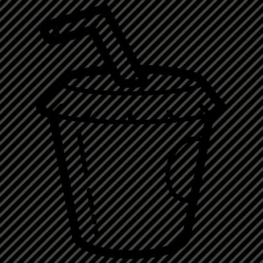 beverage, drink, fizzy, soda, soft icon