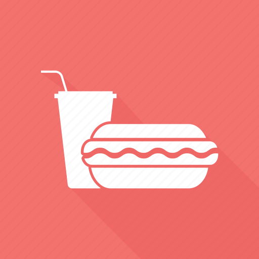beverage, breakfast, burger, drink, drink and burger icon