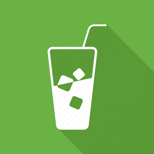 and, drink, food, glass, h2o, kitchen, outline icon