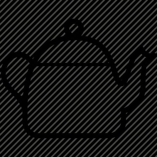 infuser, kettle, pot, teapot, turkish icon