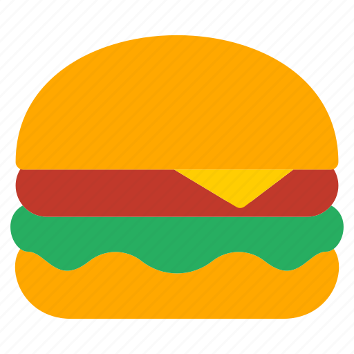 burger, cooking, eat, food, kitchen, meal, restaurant icon