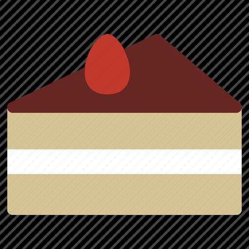 cake, cream, dessert, food, healthy, restaurant, sweet icon