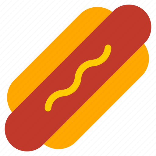 breakfast, cooking, fast, food, hotdog, meal, restaurant icon