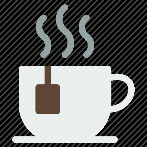beverage, coffee, cup, drink, food, hot, tea icon