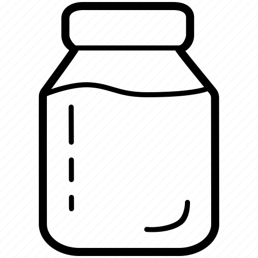 beverage, bottle, dairy, milk, nutrient icon