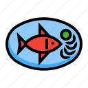 dish, fish, food, seafood icon