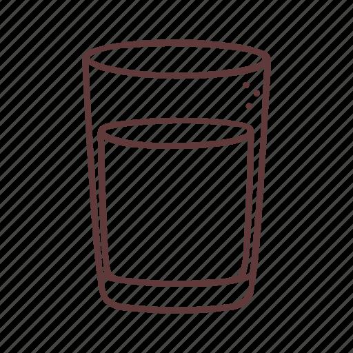 aqua, drink, food, glass, healthy, soda, water icon