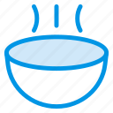 bowl, cooking, food, kitchen, soup icon