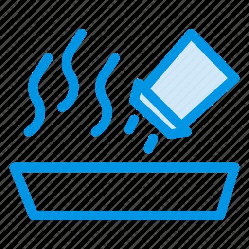 bowl, food, salt, soup, soupbowl icon