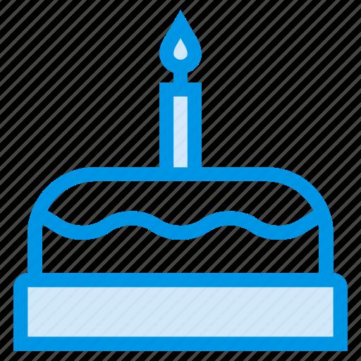 cake, celebration, food, party, sweets icon