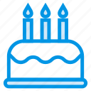 cake, dessert, food, party icon