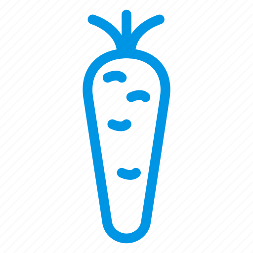 carrot, food, healthy, nutrition, vegetable icon