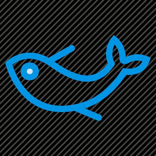 animal, aquarium, fish, fishing, pet icon