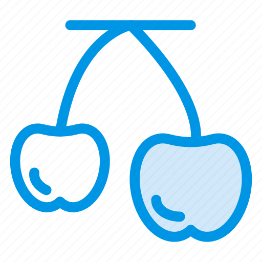 agriculture, cherry, food, fruit, nutrition icon