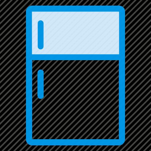 appliance, device, fridge, kitchen, refrigerator icon