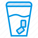 alchohol, bottle, cold, cup, drink, tea icon