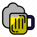 beer, drink, drunk icon