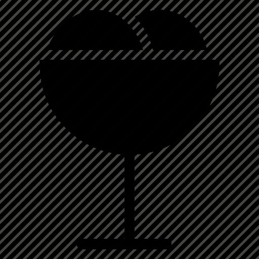 cocktail, dessert, food, icecream icon