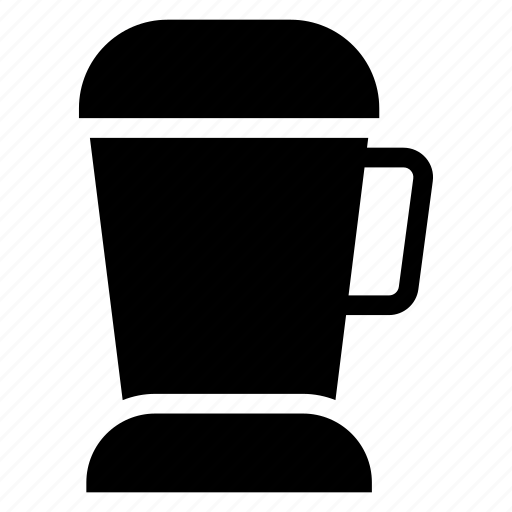 drink, food, jug, utensil icon