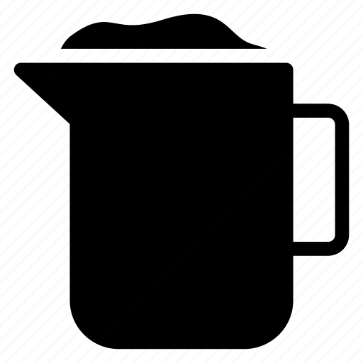 drink, food, jug, kitchen, water icon