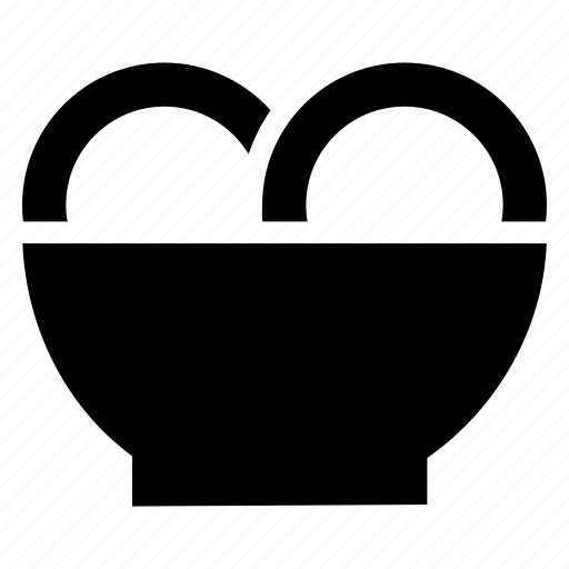 bowl, cooking, food, platter icon