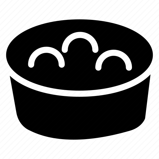 bowl, cooking, food, soup icon