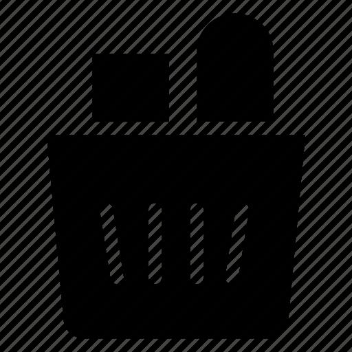 food, fries, hotdog, service icon