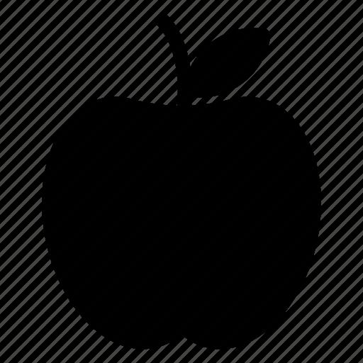 apple, food, fruit, juice icon