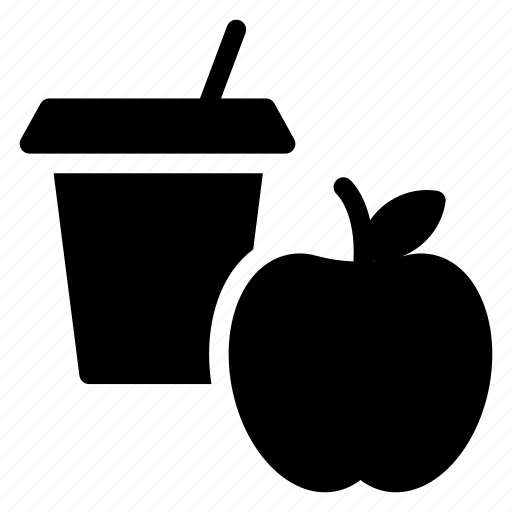 apple, applejuice, drink, fruit, juice icon