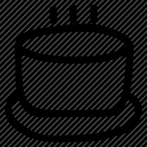 bowl, food, hot, kitchen, soup icon