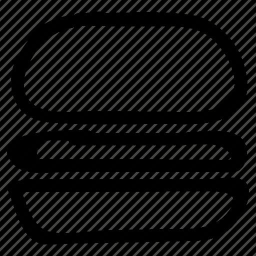 burger, fastfood, food, kitchen icon