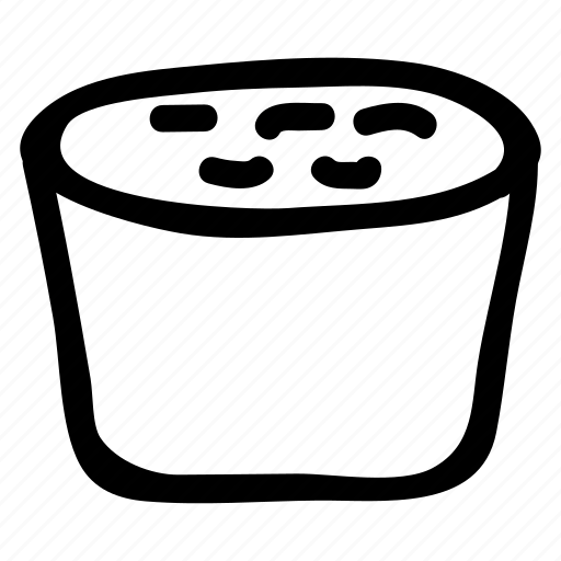 bakery, bowl, cooking, egg, recipe icon