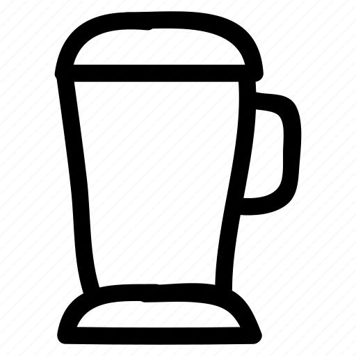 drink, food, jug, utensil icon